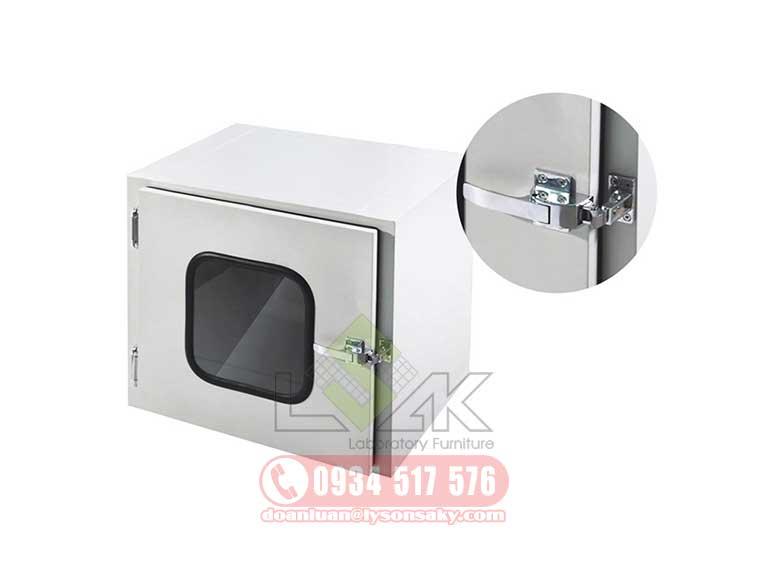 Pass Box tủ chuyển mẫu phòng sạch