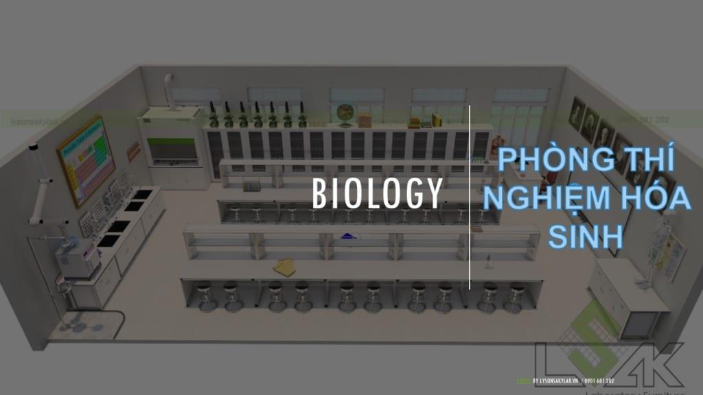phòng thí nghiệm hóa sinh